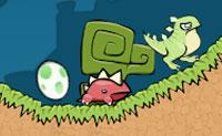 A Bugongo é uma dinossaura. O seu ovo fugiu! Vais com ela para proteger o ovo? No teu caminho vais ter que superar todo o tipo de obstáculos e eliminar os inimigos, caso contrário, a Bugongo e o seu ovo não podem continuar. Apanha todas as moedas que puderes!