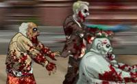 Um jogo de zombies com uma história engraçada: um restaurador de cabelo transformou as pessoas em zombies que querem um cabelo ainda mais exuberante. Eles vão em busca de pessoas com determinados penteados. Três dessas pessoas entram nos seus carros e fogem... perseguidos por hordas de zombies!
