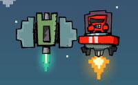 Um bom jogo de tiro à antiga, onde tu, na tua nave espacial, atiras sobre tudo que encontras no ar. Tente apanhar todos os bónus!