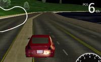 Escolha o seu carro, seja o mais rápido e vença a corrida.