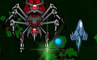 Pilota o teu avião de caça através do espaço aéreo inimigo , bombardeia tanques e abate os inimigos. Tenta apanhar todos os poderes que aparecem!