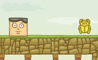 Os antigos egípcios consideravam o escaravelho um animal sagrado. Neste jogo saltas de volta no tempo, para o Egito dos faraós e das pirâmides. Apanha todos os escaravelhos de ouro em cada nível! Use os cubos cor-de-laranja e muda de forma no momento certo (quadrado ou círculo).