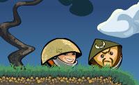 Muitas pessoas foram mortas durante uma guerra numa aldeia japonesa pacífica. O único sobrevivente chama-te a ti, um ninja rápido, para obter ajuda. Tens um shuriken , um kunai (uma espécie de punhal) e o teletransporte à tua disposição. Quanto menos armas usares para eliminar os teus inimigos, melhor!