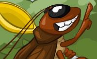 Uma barata, um gafanhoto e uma vespa tem uma fome insaciável. Por conta própria, eles podem facilmente arrumar um hambúrguer, uma galinha ou um tomate. Eles precisam da tua ajuda, no entanto, para superar as lacunas ou outros obstáculos. Solta diversos itens pela ordem certa, no momento certo e no lugar certo. Tem cuidado para não esmagares todos os insetos ao fazê-lo!