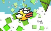 Joga agora Revenge Bird, uma versão flash da app muito conhecida de Flappy Bird! Faz com que o passarinho amarelo evite os tubos verdes e tenta alcançar uma pontuação o quanto mais alta possível. És suficientemente paciente para aprenderes a jogar este jogo desafiante?