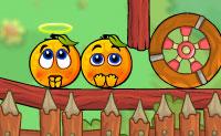 Jogue a esta sequela da 'Nuvem de granizo irritada' e evita que as cruéis nuvens de granizo danifiquem os frutos inocentes! Tenta criar um abrigo para a maçã e a laranja se esconderem. Também podes usar bombas para mover as frutas para um abrigo. Sê rápido, porque a nuvem está a aproximar-se mais rápido do que tu pensas!