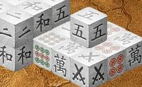 O Mahjong tem uma nova dimensão! Encontra pares de blocos que têm o mesmo personagem ou imagens em todos os lados. Não podes eliminar blocos que estão debaixo de outro bloco.
