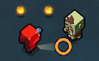 Corre o mais longe possível pelas ruas cheias de zombies e mata o maior número possível mortos-vivos! Evita os obstáculos e os zombies e apanha o maior número de moedas de ouro possível. Apanha os poderes, também! Depois de cada nível podes realizar atualizações úteis.