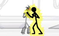 Homem-eléctrico 2 HS é uma combinação de luta de rua e o uso de poderes super humanos, com os quais eliminas os teus oponentes.