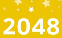Tente fazer o número 2048 aparecem numa das praças. Fá-lo multiplicando números, até chegar a 2048! Faz as multiplicações corretas, caso contrário não vais conseguir o resultado certo.