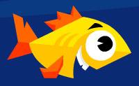 Um peixe pequeno gostava de comprar um aquafone mas não tem nenhum dinheiro. No fundo do mar, ele vai em busca de pérolas: podes ajudá-lo? Logo que um círculo de bolas esteja a girar à tua volta, podes clicar nele e ele vai continuar a nadar.