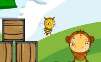 Robbie, a abelha gostaria de ir para o País do Mel, mas ele não sabe como chegar lá. Ajuda outros animais e encontra o caminho para o País do Mel! Cada nível contém outra missão divertida.