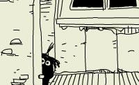 Gostas de jogar jogos de apontar e clicar? O Daymare Town é jogo de aventuras e busca muito divertido e original em estilo de desenho a preto-e-branco. Pesquisa em todos os cantos pelos itens que podes usar para fugir do lugar estranho chamado Daymare Town. Nem todos os itens são tão úteis como se poderia pensar, mas vais descobrir automaticamente. Grandes gráficos, realmente um prazer para ver!