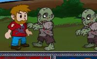 Luta contra os zombies numa pista assustadora, numa fazenda, num hospital, num centro comercial e em alguns outros lugares da cidade. Não lutas da maneira usual, a atirar ou a bater, mas limpando séries de duas ou mais bolas idênticas.