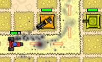 Luta contra os inimigos nos bosques de carvalho, na vila canibal, no pântano da morte ou noutros lugares da ilha. Como proceder? Constrói todo o tipo de torres de defesa ao longo do caminho que o inimigo leva e impede-o de chegar a saída!