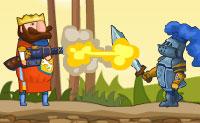 Quando, de repente, um gigante de vapor corre para o castelo do rei, não há nada a fazer sem ser a construção de uma máquina a vapor para derrotares o gigante tu próprio!