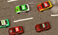 Flórida, Virgínia, Pensilvânia, Indiana e muitos outros estados: no teu carro de corrida super rápido atravessa-os numa fração de segundo!