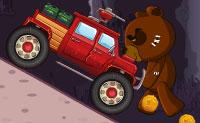 Um homem velho tem o sonho de ver a pequena casa onde ele cresceu nas montanhas uma última vez. A estrada está cheia de perigos: ursos e gorilas vão tentar impedi-lo. No entanto, ele quer tentar e ele entra na sua carrinha. Deixe a aventura começar!