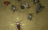 Esmaga os insetos que est�o a� para te prejudicar! Se atingires o teu objetivo, vais ganhar uma recompensa no final do n�vel: uma melhor arma, por exemplo.