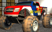 Escolhe a tua pista e o teu carro e entra no teu camião monstruoso para fazeres a melhor época de sempre!