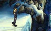 Está sozinho nas montanhas e tem forçosamente de sobreviver!