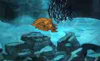 Neste jogo, a sua aventura terá lugar debaixo de água...