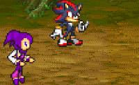 Neste jogo do Sonic desempenhas o papel do Sonic, o super-rápido ouriço azul! Escolhe a melhor forma de atacar, usa a magia e bate o teu inimigo!