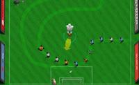 Yeti Puzzle Kick é uma nova versão de futebol deste conhecido jogo de pinguins. Neste jogo tens de fazer desaparecer todos os pinguins do campo atirando neles fazendo filas de três pinguins no mínimo.