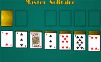 Master Solitário é um jogo de paciência simples e divertido. O objectivo é colocar todas as cartas pela ordem correcta.