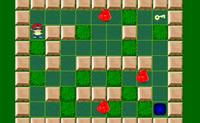 Esta � uma vers�o engra�ada de Bomberman! Tenta fazer explodir os advers�rios e passa de n�vel.