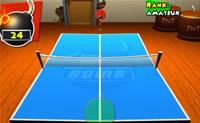 Jogar ténis de mesa com bombas é especial e desafiante! Tenta deixar rebentar a bomba do lado do teu adversário.