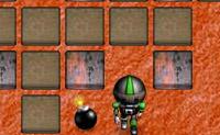 Neste jogo de Bomberman tenta fazer explodir novamente os teus advers�rios!