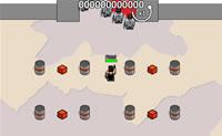 O objectivo neste jogo de atirar em zombies é que permaneças vivo durante quanto mais tempo possível! Quantos mais zombies matares, mais actualizações podes efectuar.