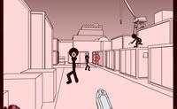 Este é um divertido jogo de atirar em que tu sozinho tens de eliminar os teus adversários!