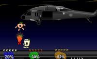 Vence os teus adversários em todos os níveis! Podes jogar este jogo no modo de um jogador (single player) ou no modo de múltiplos jogadores (multiplayer).