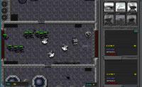 Coloca canhões em vários locais estratégicos para protegeres a tua base contra os intrusos.