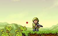 Evite os ataques do inimigo e abata todos os helicópteros!