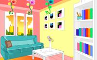 Decore o quarto da maneira que preferir.