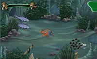 O Scooby e o Shaggy est�o num submarino e t�m de tentar executar todas as tarefas com sucesso. Ajuda-los a faz�-lo?