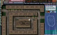Nesta versão de torres de defesa tens de fazer com que a tua base não seja atacada. Atenção: os animaizinhos entram por 2 entradas diferentes!