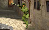 Um jogo onde tens de abater terroristas. Tem aten��o para n�o te esqueceres de carregar! Caso contr�rio, tens muitas hip�teses de seres abatido.