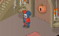 Conseguirás escapar desta horripilante casa assombrada? Tenta!