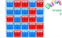 Teste a sua capacidade de observa��o. Clique nos quadrados e arraste o rato (mouse) pelo ecr� de forma a fazer um rect�ngulo com os quatro cantos da mesma cor. Clique em 'Click to continue' e depois em 'Play' para come�ar a jogar.  Use o rato (mouse) para arrastar o cursor e formar rect�ngulos Bot�o esquerdo do rato = seleccionar os quadrados