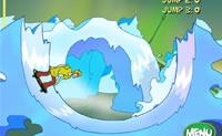 Esta � a vers�o estendida de Scooby Doo Grande Ar no qual o Scooby Doo vai fazer os mais fixes truques com o seu skate no half pipe!