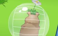 Ajuda este hamster a esmagar todos os inimigos. Tem atenção às rãs e não passes por cima das plantas. Agarra a manjedoura de Harry quando os inimigos estiverem esmagados.