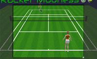 Tenta derrotar o teu adversário neste jogo de ténis!