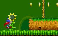 Sonic voltou para uma nova aventura! Tenta passar todos os níveis.