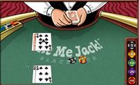 Faça uma aposta. Veja as cartas e decida se quer jogar ou não.
