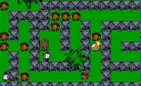 � um pirata de verdade? Divirta-se com esta variante do jogo de Bomberman.