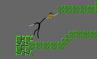 Este � um divertido jogo do Homem Aranha, em que tu com a ajuda das tuas teias de aranha tens de tentar passar os n�veis.